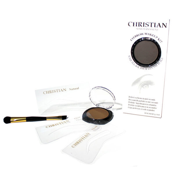 Eyebrow Makeup Kit Christian Cosmetics