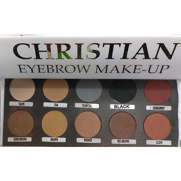 Eyebrow Makeup Kit – Christian Cosmetics